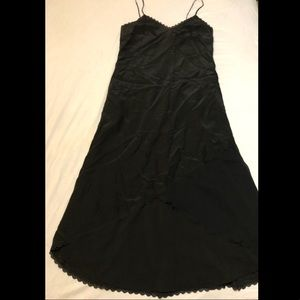 39cafedc0446 Club Monaco Dresses   Kittrick Silk Slip Dress   Poshmark